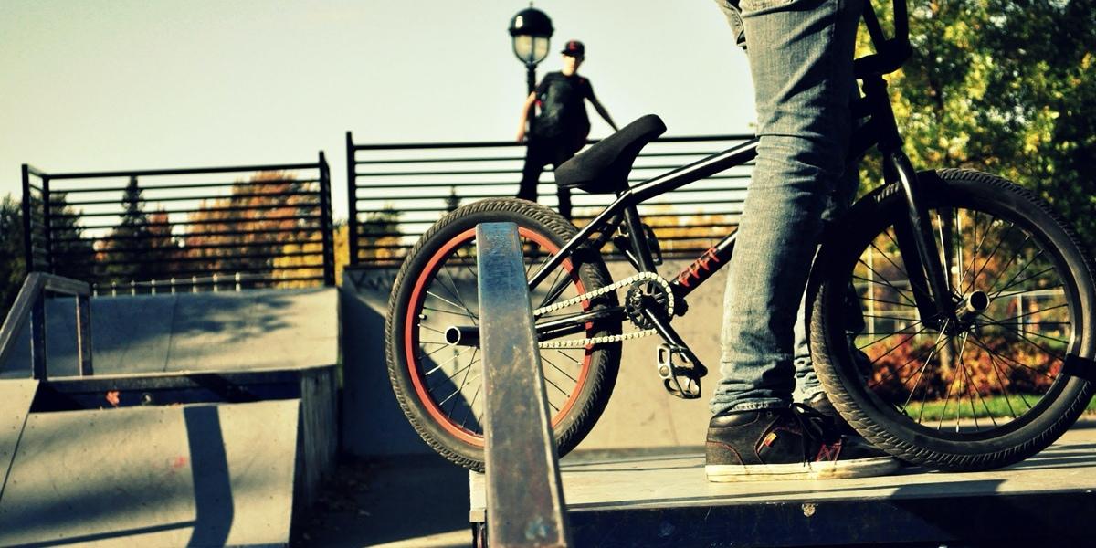 ประเภทการแข่งขันจักรยาน BMX STREET