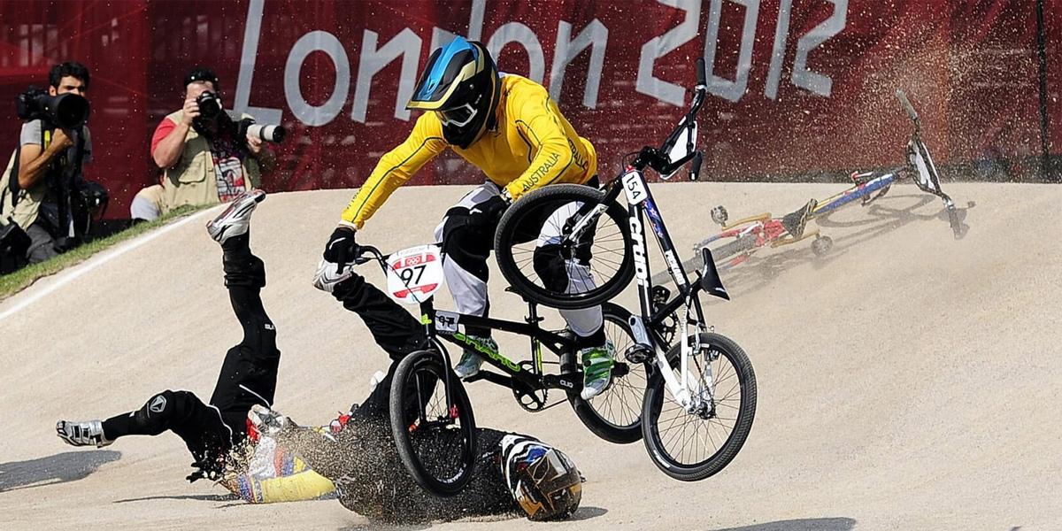 มาริส สตรอมเบิร์ก เหรียญทองโอลิมปิกเกมส์BMX