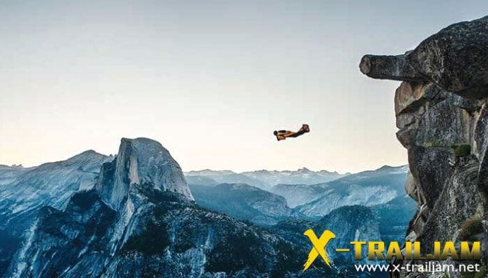 Base Jumping กีฬา extreme