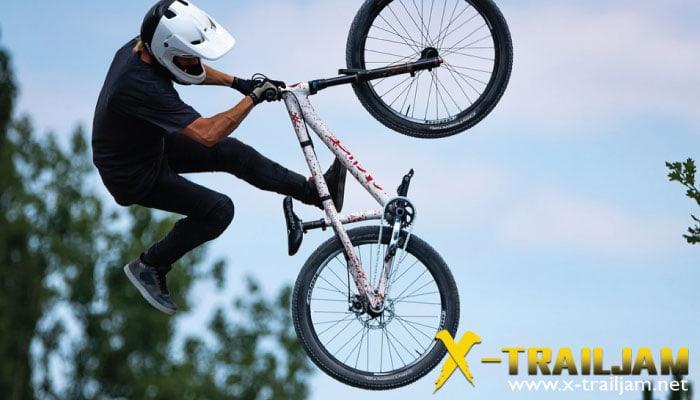BMX กีฬา extreme Sport แสดงออกผ่านการเคลื่อนไหว